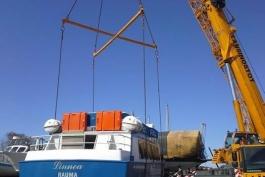 Nostopalkki-x-lift-meramatec-laivan-nosto-vesille