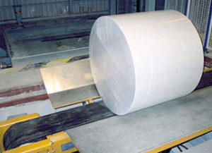 Application on belt conveyor